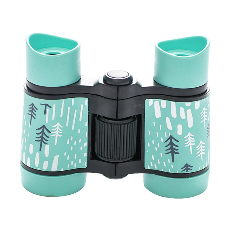 1pc Kids Children Magnification Toy Binocular Telescope 18 Colors Children Telescope Toys