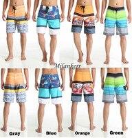 2016 Summer Quick Drying Shorts Beach Surf Trunks Board Shorts Surfing Swim Wear For Men Boardshorts