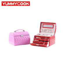Make-up Storage Packing containers Circumstances Beauty Organizer Magnificence Brushes Lipstick Packing containers Wholesale Bulk Tons Equipment Provides Merchandise