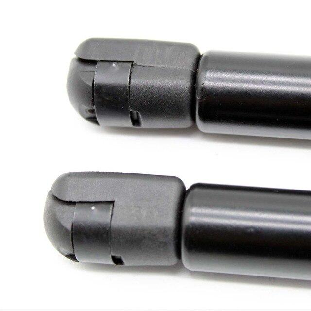 Support damortissement et de choc | Pour Chevrolet Equinox 2017-2019 2 pièces capot du capot avant en fiber de carbone, jambes de gaz, Supports de levage damortissement