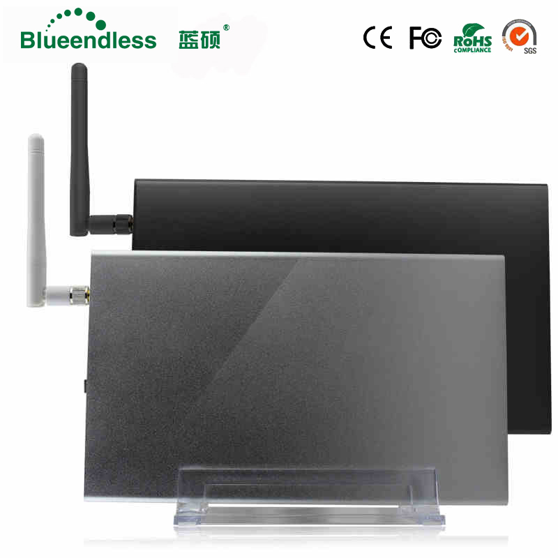 Alta Velocità 5/6 GBPS Lettura capacità 4 TB HDD 3.5 Hard Disk Enclosure Sata USB3.0 Wireless Wifi Extender Router (compresi HDD)