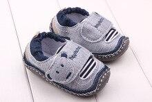 Прекрасные милые 1 пара На Открытом Воздухе Девочка Кроссовки Детские/Малышей Мягкой Подошвой Обувь, противоскользящие дети мальчик Обувь, высокое качество Резиновой обуви