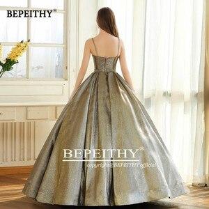 Image 2 - Abendkleider Sweetheart odblaskowa suknia balowa suknia wieczorowa 2020 Vestido De Festa długość podłogi Vintage suknie wieczorowe