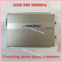 Горячая Распродажа Sunhans GSM990 GSM 900 МГц 3 Вт (40dBm) Коэффициент усиления 85dB сотовый телефон сигнал усилитель повторитель Комплект для покрытия 5000