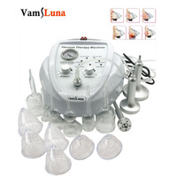 Body Shaping Vacuum Massage Therapy With Breast Enlargement Pump Cupping Massager