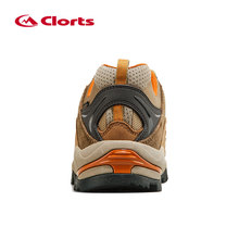 Clorts Men Hiking Sneakers Low-cut Sport Shoes HKL-815