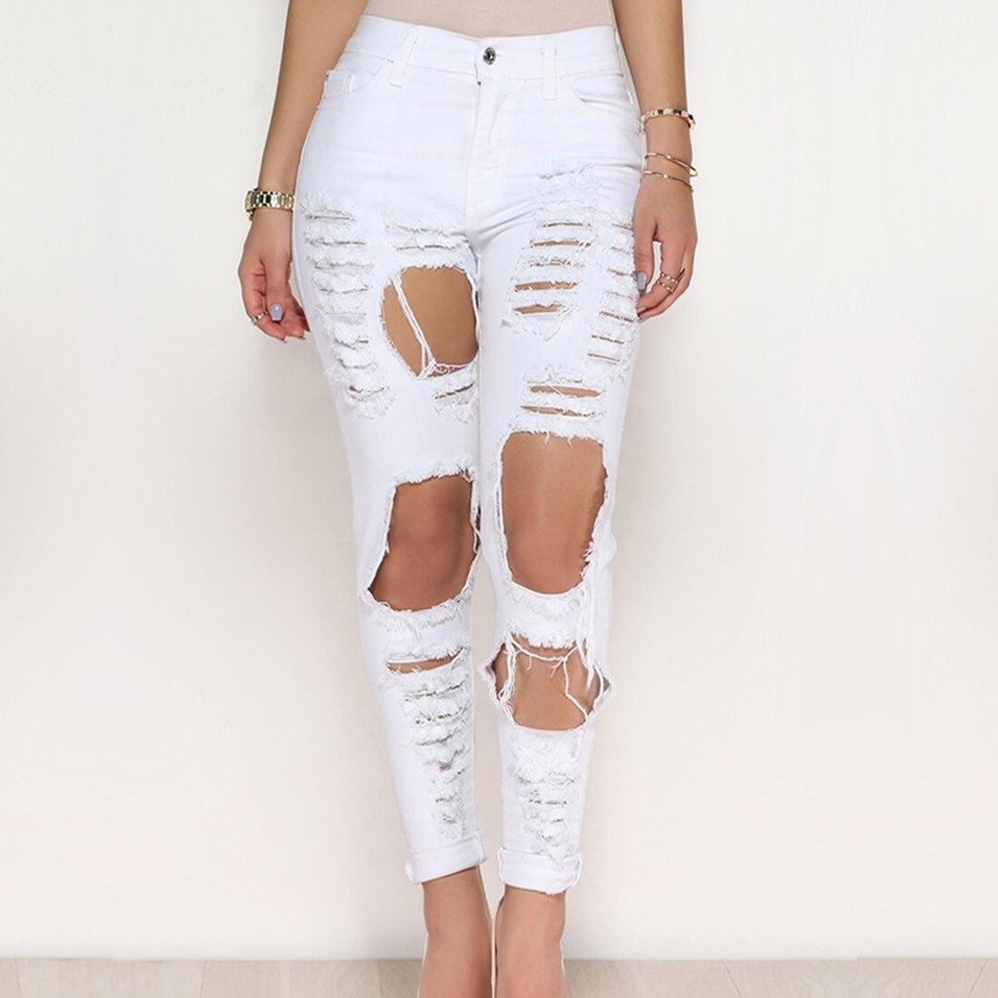 Venta De Pantalones Rotos De Mujer Moda Ideas And Get Free Shipping Ee1n54a3