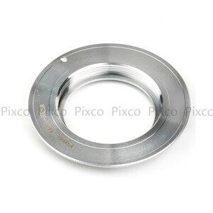 Image 5 - Pixco Flens pak voor EMF AF Bevestig Adapter M42 Schroef Mount Lens Pak voor Canon (D) SLR Camera