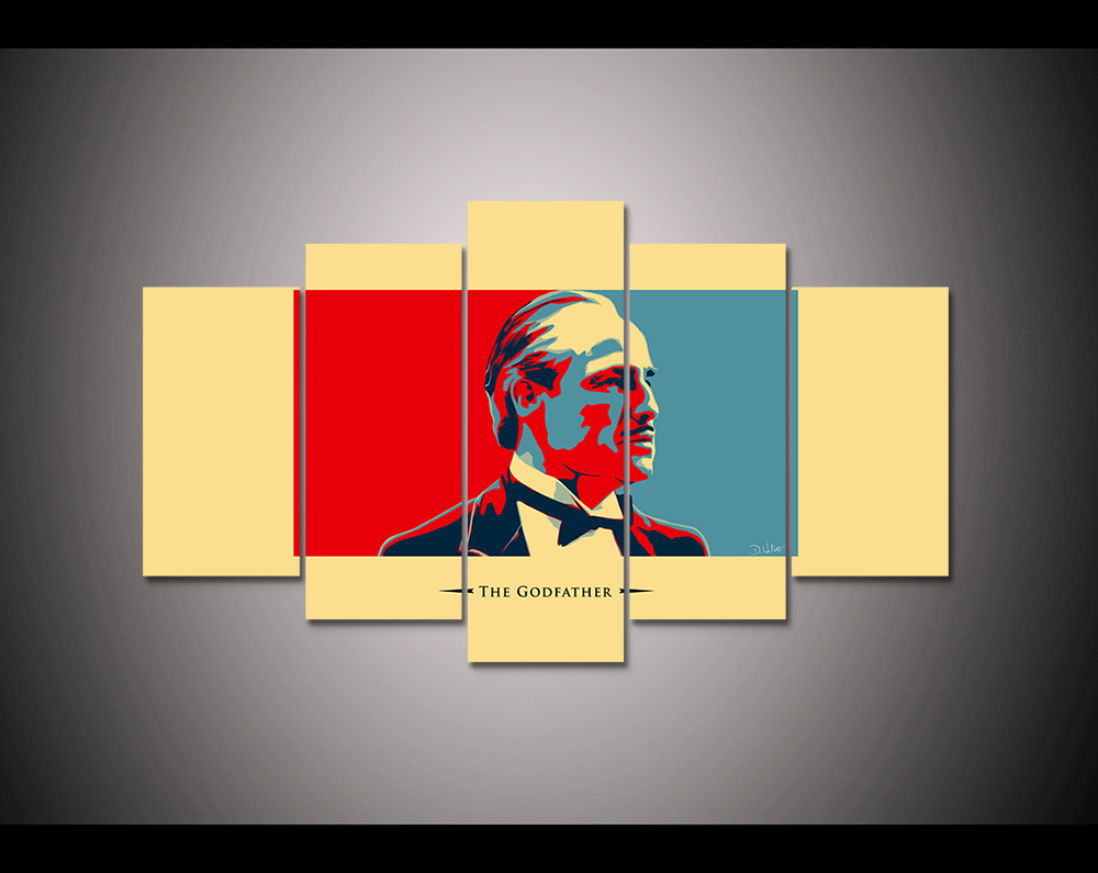 Buy the godfather painting and get free shipping on AliExpress.com