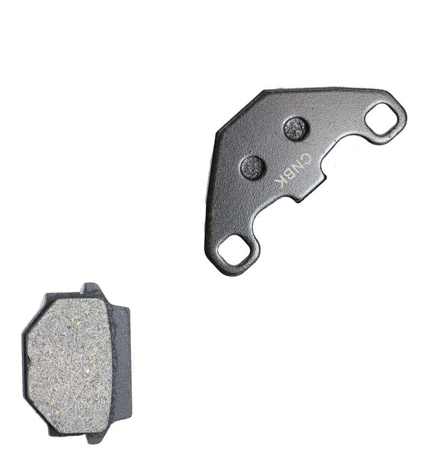 Brake Pads for Kawasaki KDX KLX KX 125 200 220 250R 250F 250S 300R 450R 450F 500