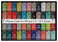 25 шт. силиконовый чехол для Apple, чехол для iPhone X 8 7 6 6s Plus 6s SE, чехол для телефона, Capa с розничной упаковкой, DHL, бесплатная доставка