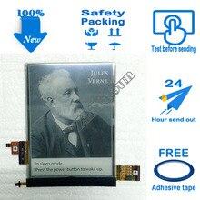 ED060XD4 (LF) U2-00 ED060XD4 U2-00 6 zoll 100% NEUE 3 STECKER für ebook eink lcd display touchscreen digitizer, sicherheit verpackung