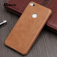 CYBORIS For Huawei Honor 8 Lite Case Genuine Leather Case For Huawei Honor 8 Lite Real
