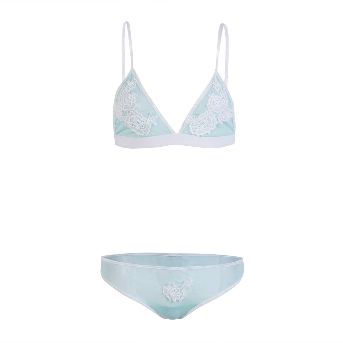 New Lace   Bra     Brief     Sets     Bra     Set   Women Sexy Underwear   Set   2017 Sexy Lingerie   Set