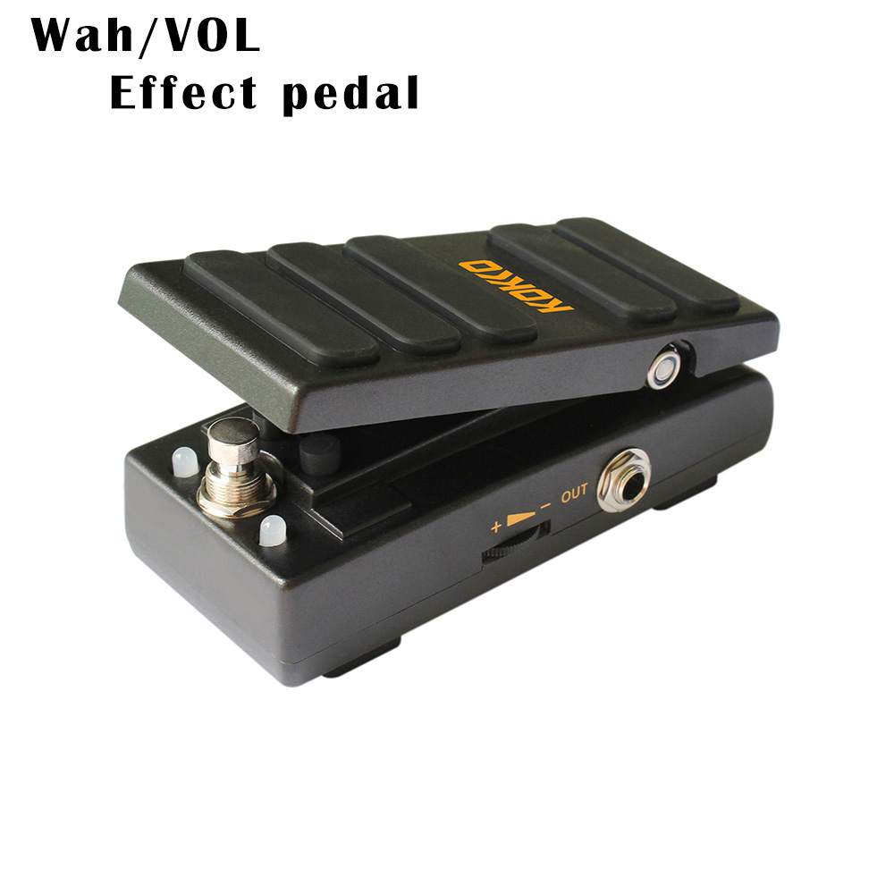 KOKKO Wah Pedal Hot Spice Switchable Between Wah Mode and VOL Mode DC9V Input Guitar Effect Pedal Black Color relations between epileptic seizures and headaches