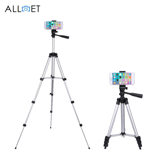 separation shoes 6f914 976bd US $9.64 18% OFF|ALLOET Smartphone Digital Camera Flexible Tripod for  iPhone 6,6s,5 plus 5s 4 4s for Samsung S7 S6 S5 S4 for DSLR Camera with  bag-in ...