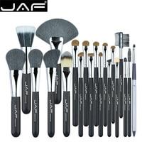 JAF 20Pcs Pro Cosmetic Concealer Brushes Set Face Eye Shadow Eyeliner Foundation Blush Lip Makeup Brushes