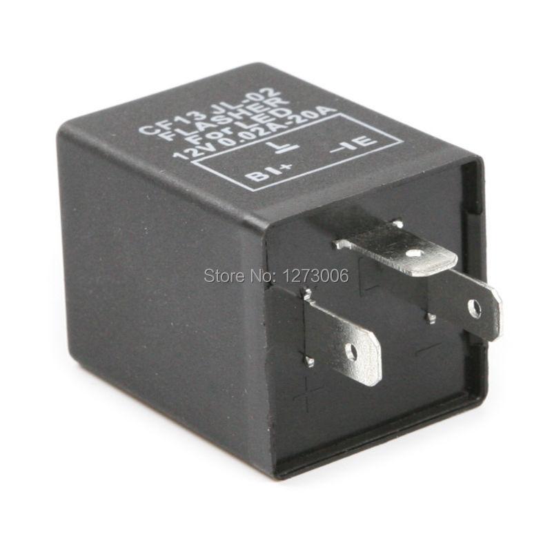 Pin Coches LED 12 Flasher Relay Hyper V 3 Arreglar Universal dCBtxQshr
