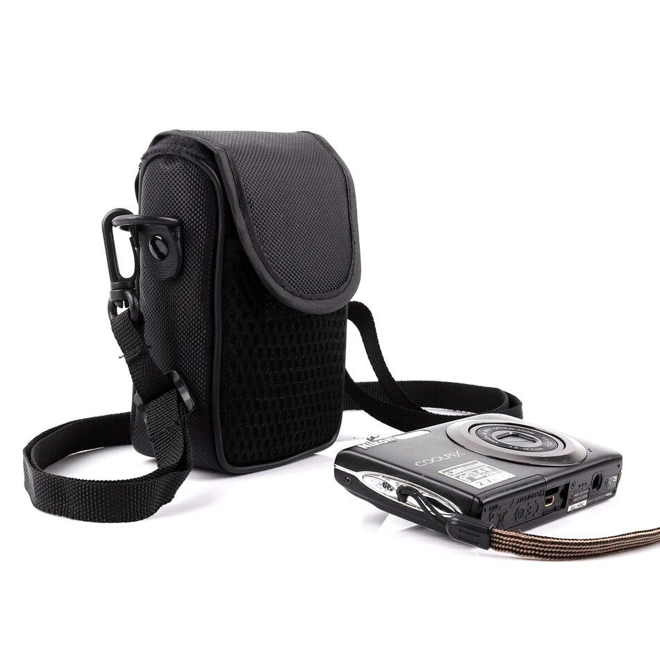 Camera Bag Case For Nikon P340 P330 P310 P300 S9900 S9700 S9600 S9500 S9400 S9300 S9200 S9100 S8100 S8000 S6400 S6600 S710 S600