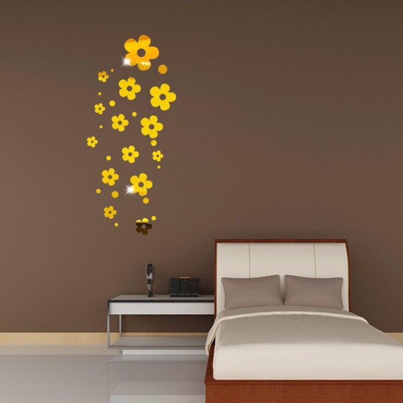 online kopen wholesale spiegel behang uit china spiegel behang groothandel. Black Bedroom Furniture Sets. Home Design Ideas
