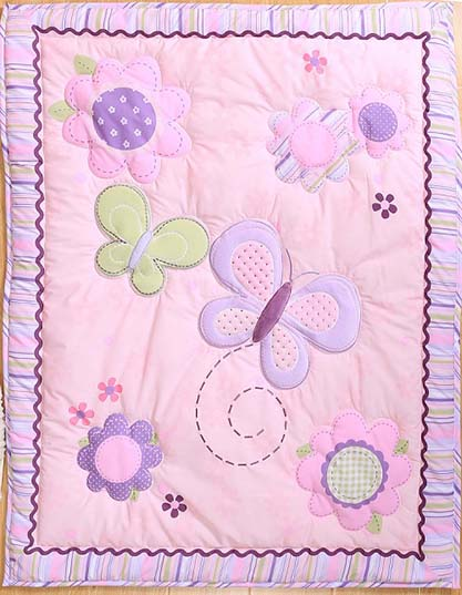 1 шт., Хлопковое одеяло для детской кроватки, 33*42, для мальчиков и девочек, Универсальное Детское одеяло с мультяшным принтом, детское одеяло, одеяла для кроватки, детские вещи для новорожденных - Цвет: comforter only11