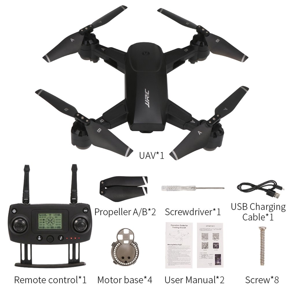 JJR/C JJRC H78G 5G GPS Drone with Camera 1080P HD Wide Angle Quadrocopter Helicopter Aircraft Remote Control 15 Mins Fly Time(China)