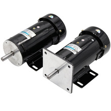 500W DC Permanent Magnet Motor, 220V Adjustable Speed High Torque CW/CCW