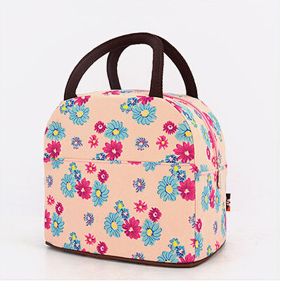 2019 Brand Keep Fresh Women Food Bag High Quality Men Travel Picnic bag Fashion Kids Insulated Lunch Bags Childredn lunch box in Lunch Bags from Luggage Bags