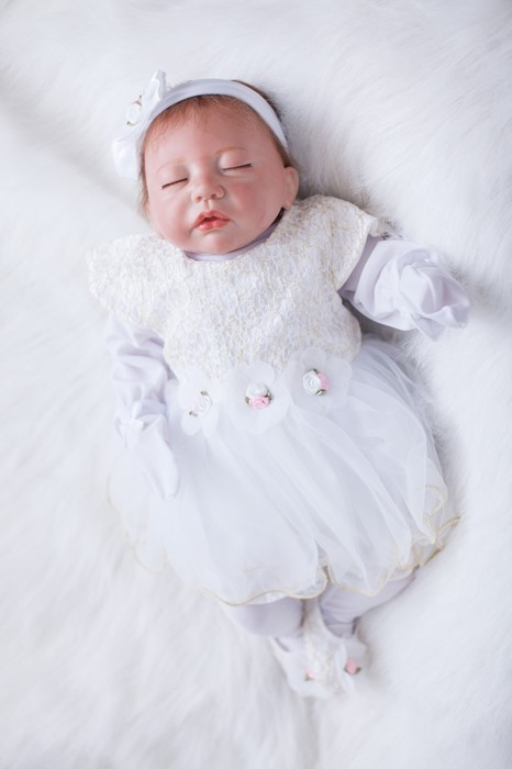 50cm Silicone Vinyl Reborn Baby Doll Toys Girl Lifelike Fashion Princess Toddler Doll Best Birthday Gifts For Kids lifelike american 18 inches girl doll prices toy for children vinyl princess doll toys girl newest design