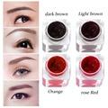 Korean Style Semi Permanet Facial Makeup Pigment Beginners Training Professional Eyebrow Microblading Tattoo Ink Pigment