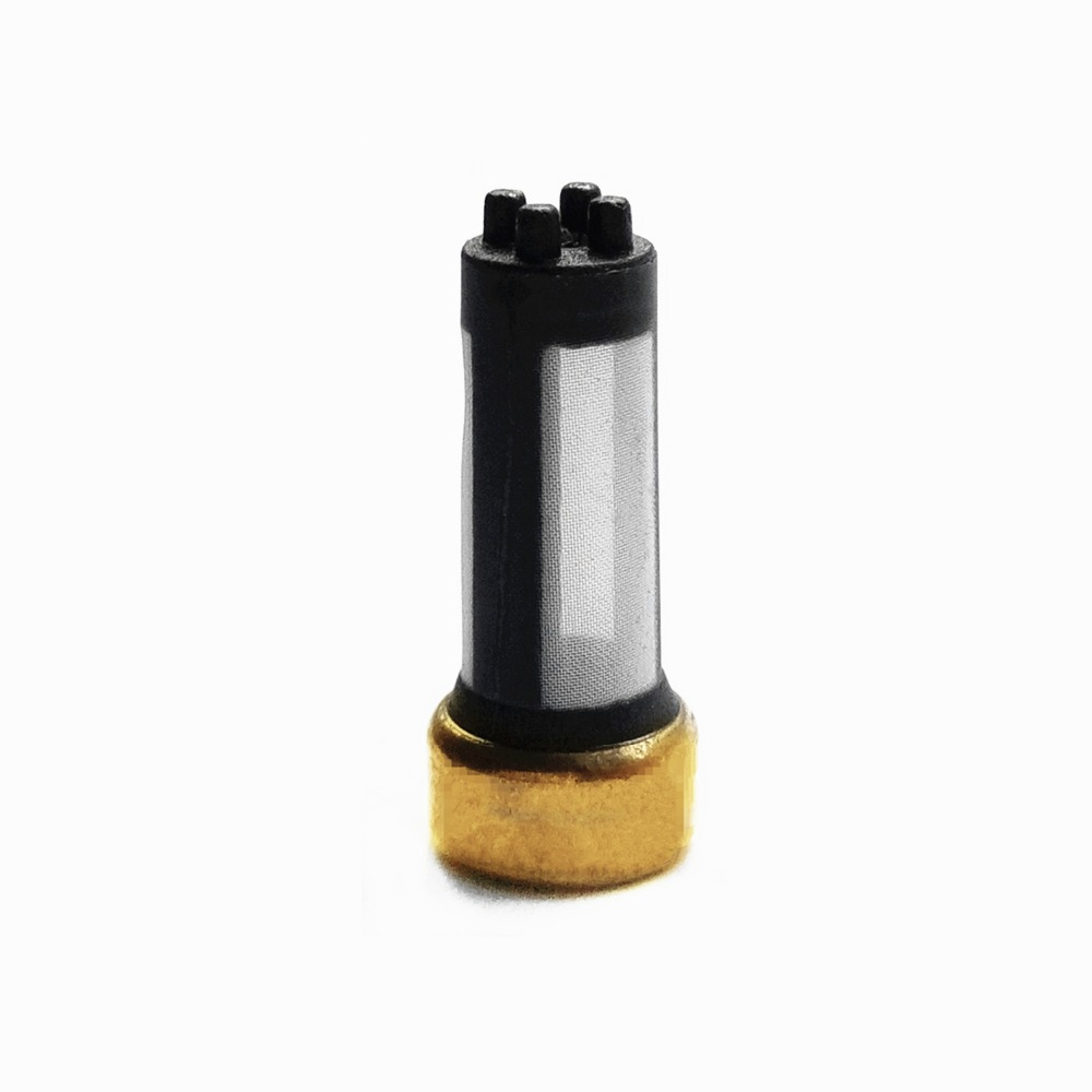 free ship 6000pcs <font><b>MD619962</b></font> fuel injector filter micro basket 14*6*3mm high quanlity for jeep car (AY-F108A) image