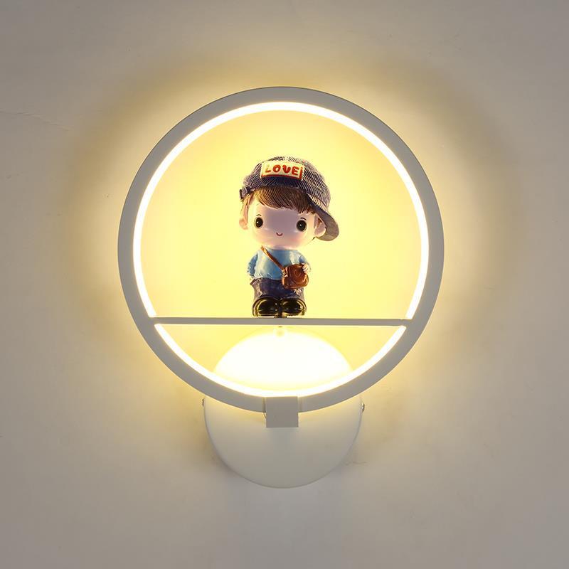 Lampara deco maison tete de lit banheiro mural interieur conduziu a luz do quarto luminária aplique murale luz pared lâmpada de parede - 3