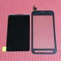 100% Гарантия Черный ЖК-Дисплей + Сенсорный Экран Digitizer Для Samsung Galaxy Xcover 3 SM-G388F G388 G388F Телефон Замена