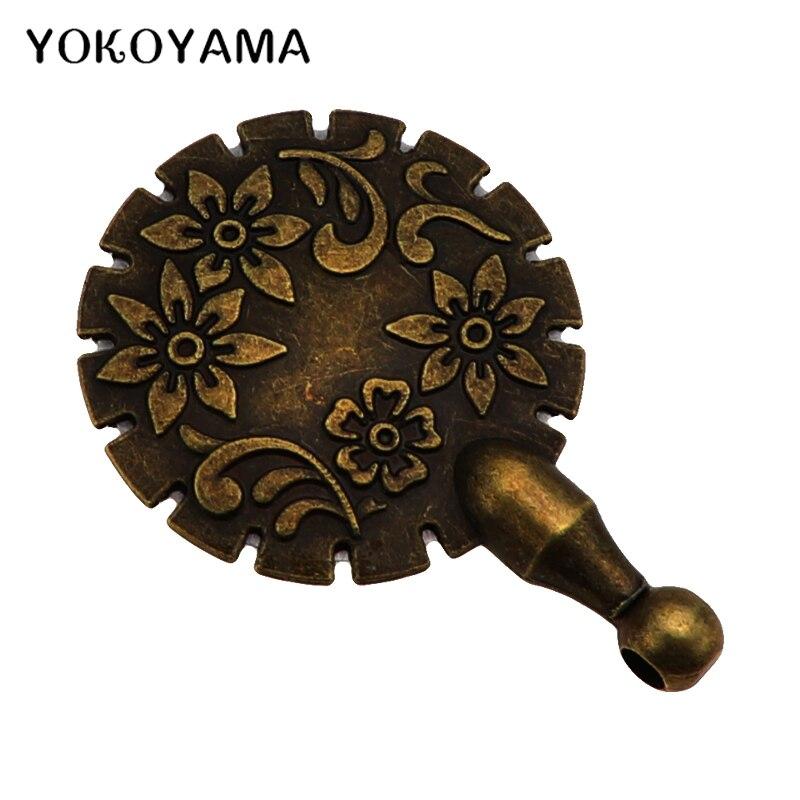 YOKOYAMA Sewing Thread Cutting Knife Line Patchwork DIY Craft Cross Stitch Vintage Metal Knife Sewing Thread Tools Accessories