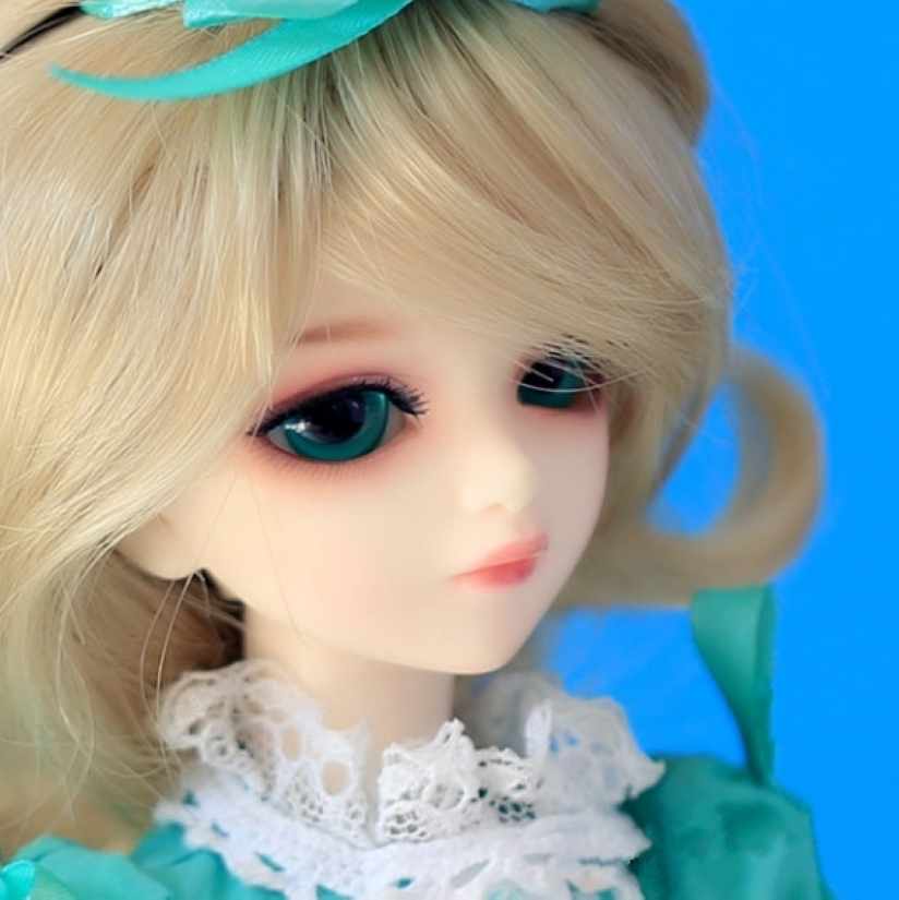 [wamami] AOD 1/6 BJD Dollfie Girl Ying Xi FREE EYES/FACE UP/COUPON [wamami] ew30 8mm light blue no pupil eyes for bjd dollfie glass eyes