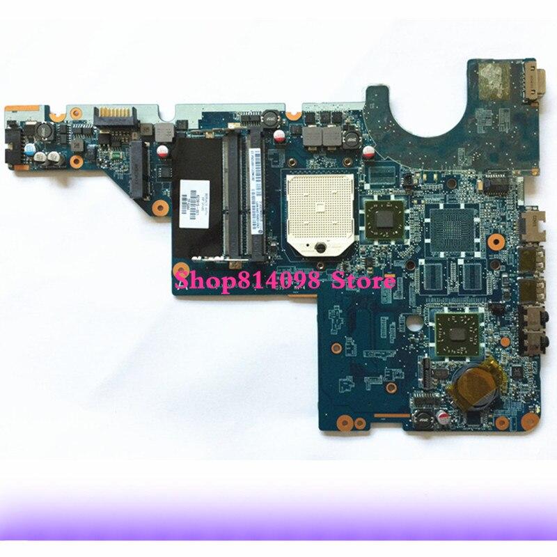 Livraison Gratuite 623915-001 pour HP CQ56 G56 CQ62 G62 mère d'ordinateur portable DA0AX2MB6E1 REV: E Testé Entièrement