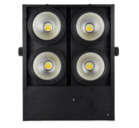 4pcs Lot 4x100W Blinder Light 4eye COB LED Wash Light High Power Dj Light DMX Stage
