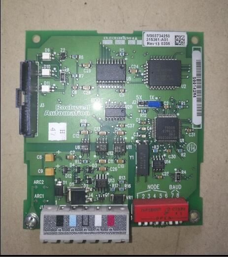 315361 A01 22 COMM D communication card, used in good condition