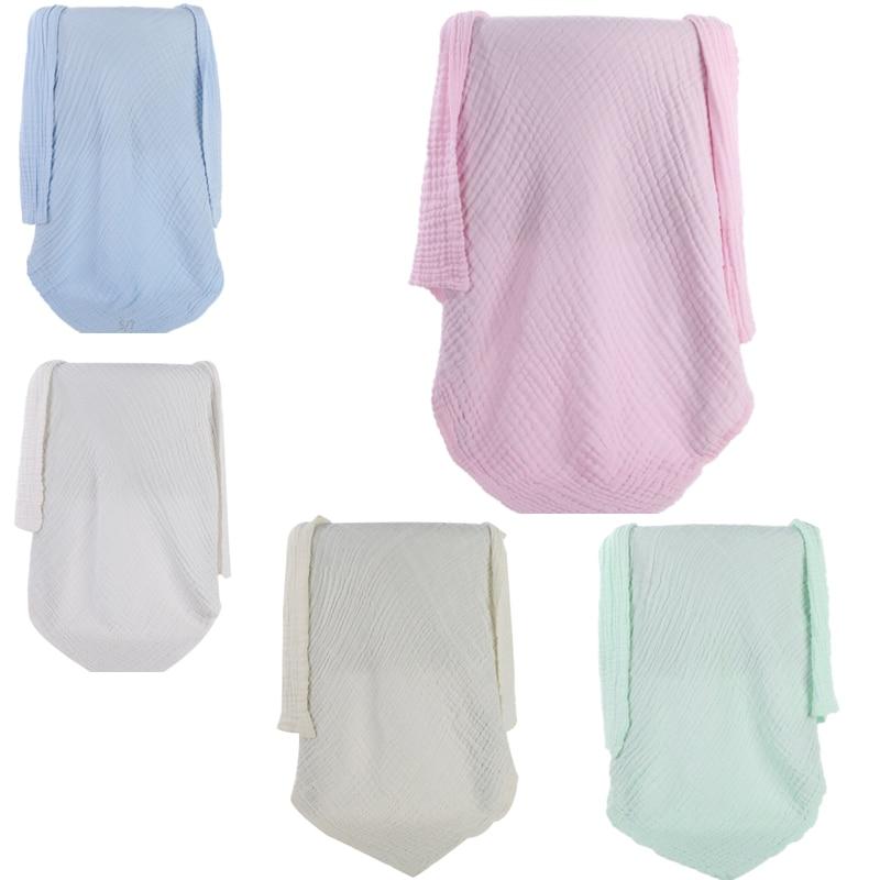 6 Layers Cotton Gauze Baby Blanket Skincare Super Soft Swaddle Children Bath Towel Baby Blanket Newborn Swaddle