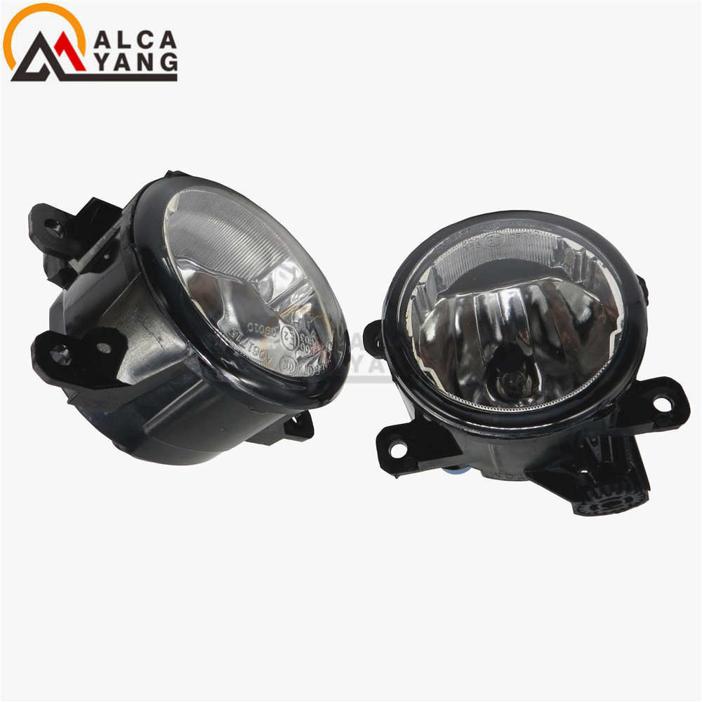 For Ford Tourneo Fusion Fiesta C-Max FOCUS GRAND TOURNEO AUSTRALIA 2001-2015 Car styling Halogen fog Lights fog lamps 1set 2 pcs set for ford tourneo fusion fiesta c max focus grand tourneo australia 2001 2015car styling led fog lights general