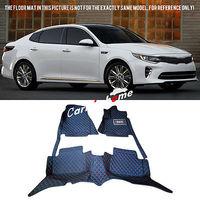 Left Hand Drive! Car Interior Floor Mat Pad For Kia Optima K5 2016 2017