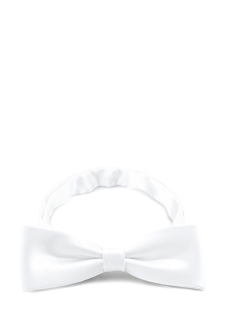 [Available from 10.11] Bow tie male GREG Greg poly 17 white rea 1 101 White 30 hanks white bow hair 6 grams