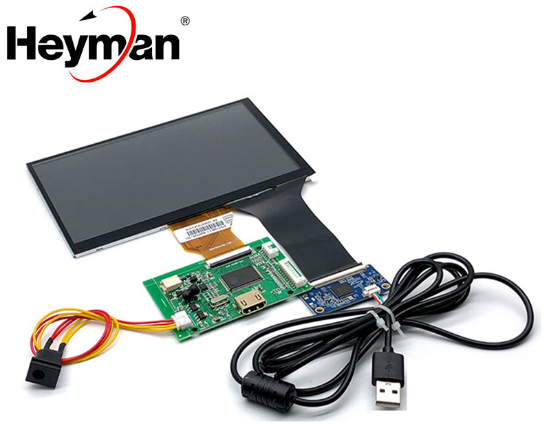 7 inch AT070TN90 HDMI Screen LCD Display capacitive touch screen with Driver Board Monitor for Raspberry