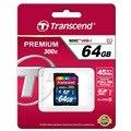 Новый Transcend SDHC 45 МБ/С. SD card 8 ГБ 16 ГБ 32 ГБ 64 ГБ UHS-I class10 карты Памяти Transflash КАРТА SD SDHC карты памяти flash