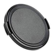 10 pz/lotto 49 52 55 58 62 67 72 77 82 86 95 105 millimetri Camera Lens Cap Copertura di Protezione lens Cap Anteriore per canon nikon DSLR Lens