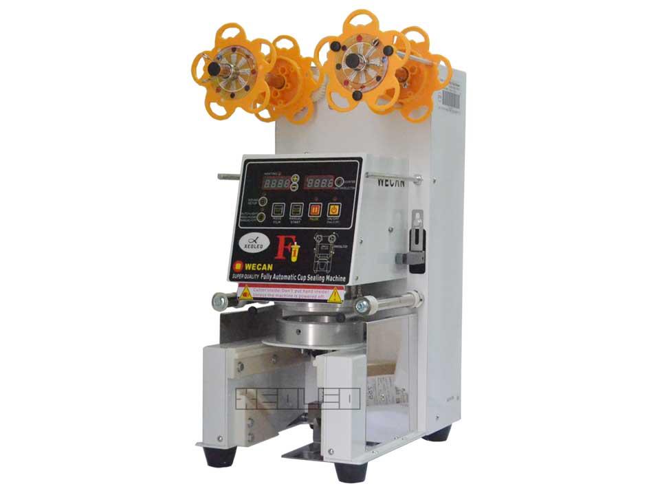 Cup sealing machine (14)