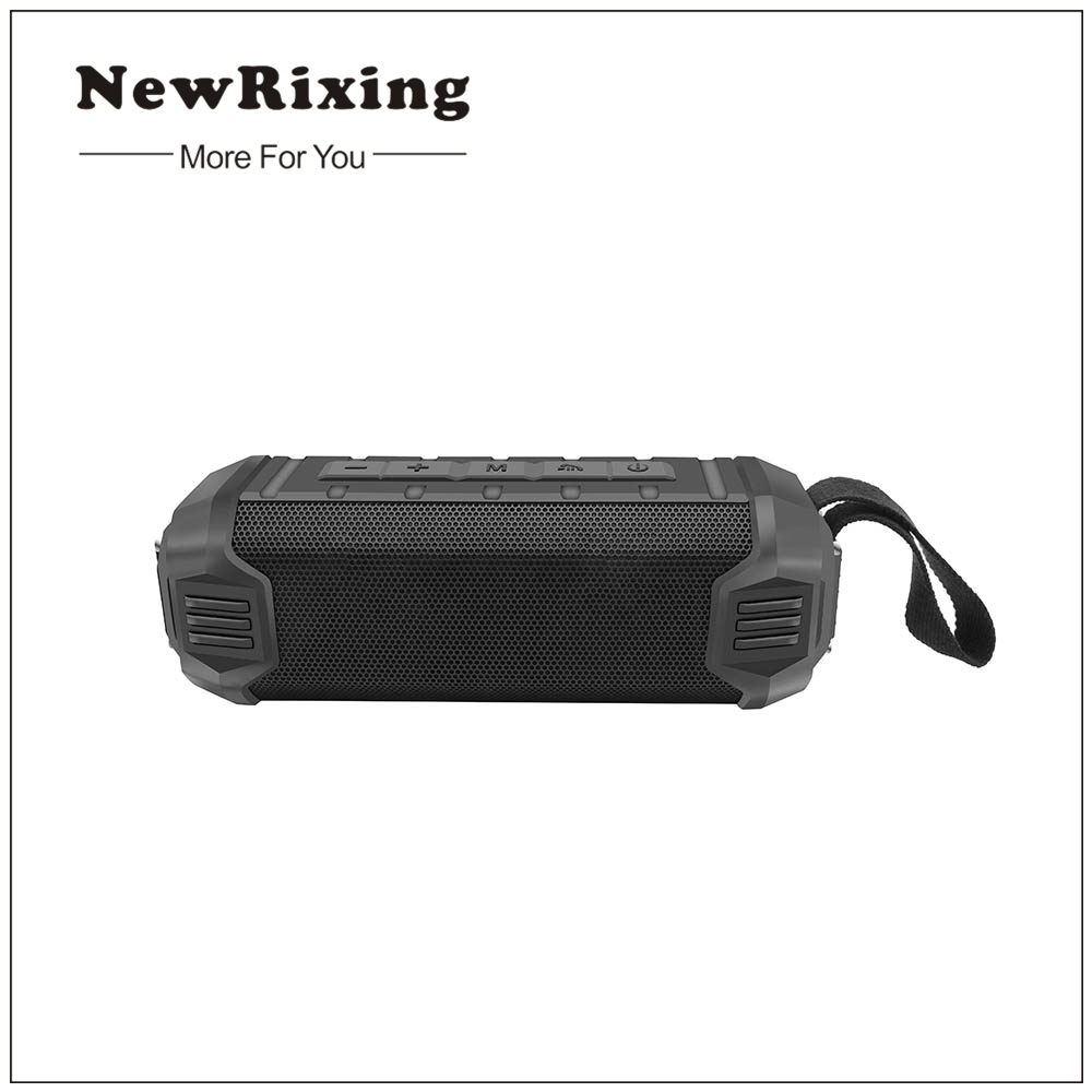 Bluetooth Speaker Waterproof Portable Stereo Wireless Altavoz Speaker with Power Bank Support TF Handsfree Boombox for Phone PC dbigness bluetooth speaker portable speaker wireless bass stereo subwoofer support tf aux boombox hd sound for phone samsung
