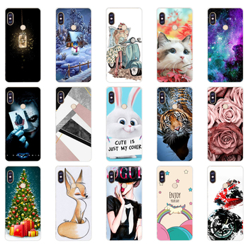 T silicone case For 5.99 inch Xiaomi Redmi Note 5 global pro Case Cover redmi note 5 Snapdragon 636 version note5 pro case image