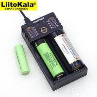 Liitokala Lii-202 100B Batterij Lader  opladen 18650 1.2 V 3.7 V 3.2 V AA/AAA 26650 10440 16340 25500 NiMH Lithium Batterij