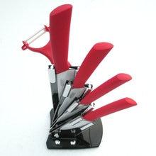 Keramisches schneidwerkzeug 6 satz küchenmesser set küchenmesser küchenmesser